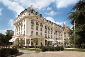 carte-Waldorf Astoria Versailles - Trianon Palace - 1 facade