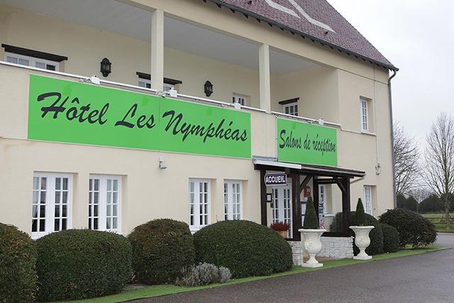 hotel-les-nympheas-carte